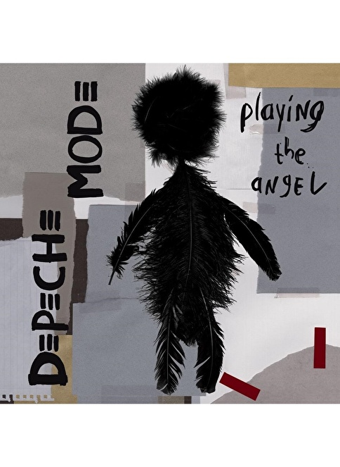 Sony Music Depeche Mode-Playing The Angel Renkli